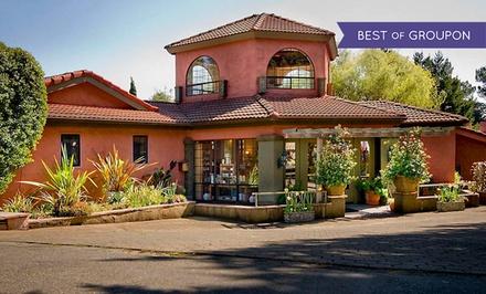 4-Star Retreat in Sonoma Wine Country