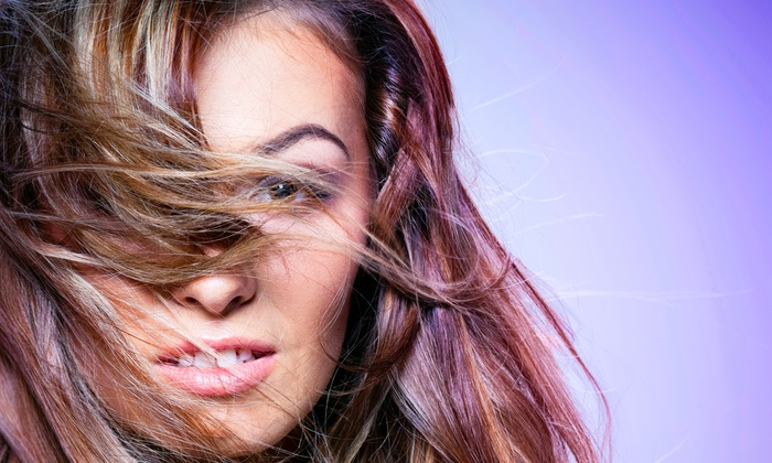 Carleo Hair Salon - Midtown South Central: Haircut with Full Coloror Deep Conditioning with Partial Highlightsat CarLeo Hair Salon (Up to 50% Off)