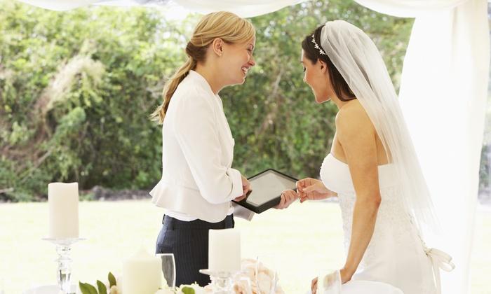 Wedding Bells & Events - Houston: 5 Hours of Event-Planning Services from Wedding Bells & Events (45% Off)