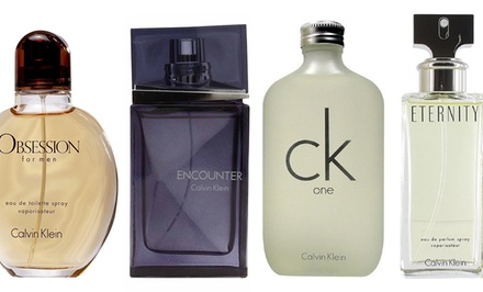 Calvin Klein Fragrances and Fragrance Gift Sets for Men and Women. Multiple Sets Available from $24.99–$49.99.