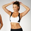 2-Pack of Marika Zip-Front Bras