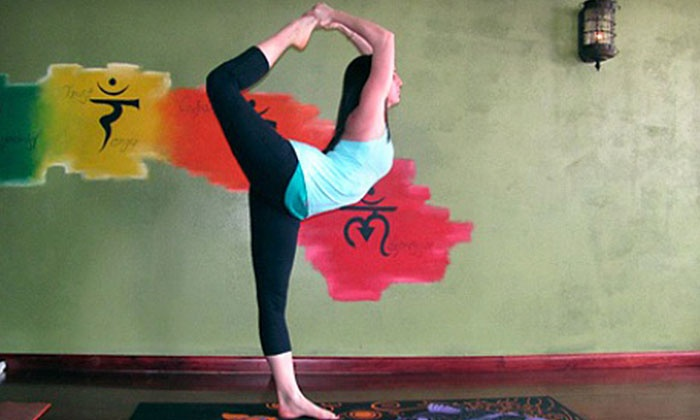 Yoga Flow - Multiple Locations: $49 for One Month of Unlimited Heated-Yoga Classes for New Students at Yoga Flow ($99 Value)