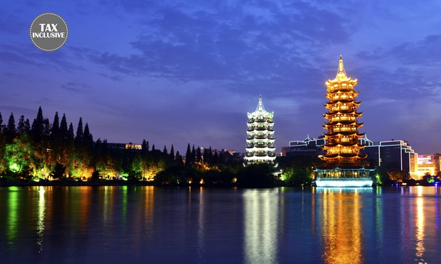 China: Up to 7 Destinations 0