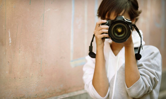 Cole/Marr Photography Workshops - Downtown: Photo or Adobe Photoshop Workshops from Cole/Marr Photography Workshops (Up to 55% Off). Three Options Available.