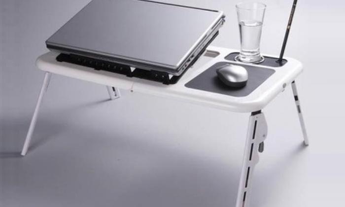 Tavolino porta PC | Groupon Goods