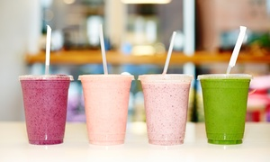 Smoothies n Things Cafe: Smoothies for a Semester, Wraps, Paninis, or Quesadillas at Smoothies n Things LSU (Up to 61% Off). Four Options Available.