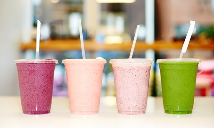 Smoothies for a Semester, Wraps, Paninis, or Quesadillas at Smoothies n Things LSU (Up to 61% Off). Four Options Available.