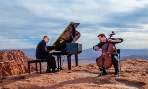 ThePianoGuys: ThePianoGuys on Friday, December 4, at 8 p.m.