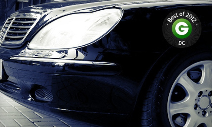Embassy Autowash - Multiple Locations: Two or Four Platinum Car Washes at Embassy Autowash (Up to Half Off)