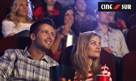 Entrada a Cinesur Córdoba hasta el 30 de septiembre por 5,50 €