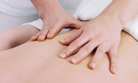 Relaxation, Deep-Tissue, or Hot-Stone Massage at Limback Wellness Center (Up to 57% Off)