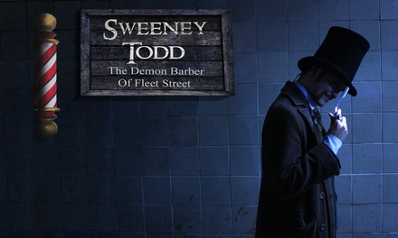Sweeney Todd Horror Walk