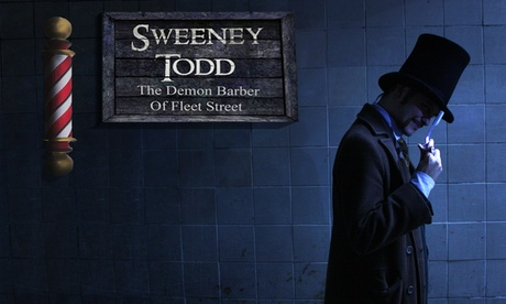 Experience: Sweeney Todd Horror Walk For just: £6.0