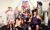 Show Up Fitness - Downtown Santa Monica: Four Weeks of Membership and Unlimited Fitness Classes at Show Up Fitness Santa Monica (75% Off)
