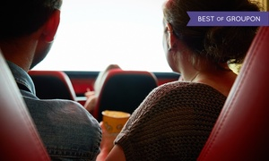 Eton Square 6 Cinemas: Movie Tickets for Two or Four at Eton Square 6 Cinemas (Up to 50% Off)