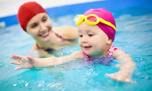 Catch the Wave Swim Club: Parent-and-Tot Swim Lessons at Catch the Wave Swim Club (Up to 59% Off)