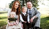 Sara Harvey Photography - Layton: 30- or 60-Minute Photo Package with CD of Images at Sara Harvey Photography (Up to 81% Off)