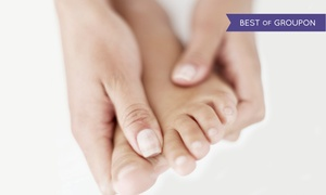 Laser Light Skin Clinic: Laser Toe-Fungus Treatment on One or Both Feet at Laser Light Skin Clinic (Up to 71% Off)