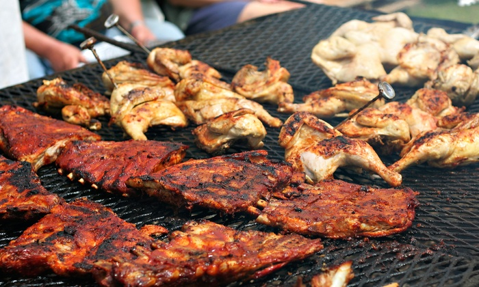 Smokin in the Square BBQ Cookoff - Seville Square: Beer for Two or Four at Smokin in the Square BBQ Cookoff on March 6–7 (Up to 40% Off)