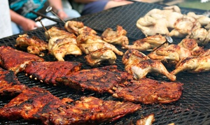 Beer For Two Or Four At Smokin In The Square Bbq Cookoff On March 6–7 (up To 40% Off)