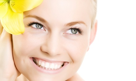 Organic Facial or Firming Peel with Optional Eye Treatment at Acorn Organica (Half Off)