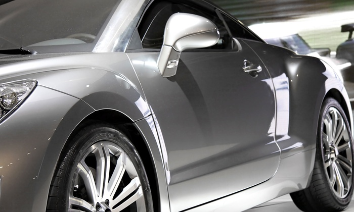 Limitless Auto Spa - Port Coquitlam: Waterless Car Wash and Waxes or Paint Refinishing at Limitless Auto Spa (Up to 56% Off). Four Options Available.