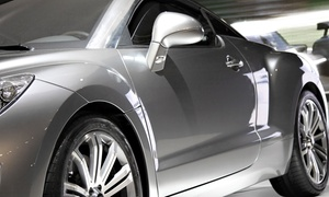 Limitless Auto Spa: Waterless Car Wash and Waxes or Paint Refinishing at Limitless Auto Spa (Up to 56% Off). Four Options Available.