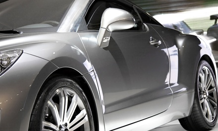 Waterless Car Wash and Waxes or Paint Refinishing at Limitless Auto Spa (Up to 56% Off). Four Options Available.