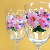46% Off Wine-Glass Painting Class
