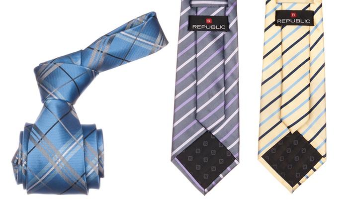 Republic Light Ties: Republic Light Ties. Multiple Styles Available. Free Returns.