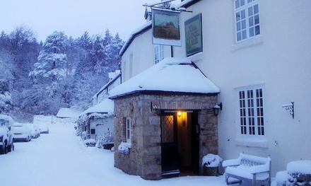 Dartmoor National Park: Up to 2-Night 4* Stay with Cream Tea