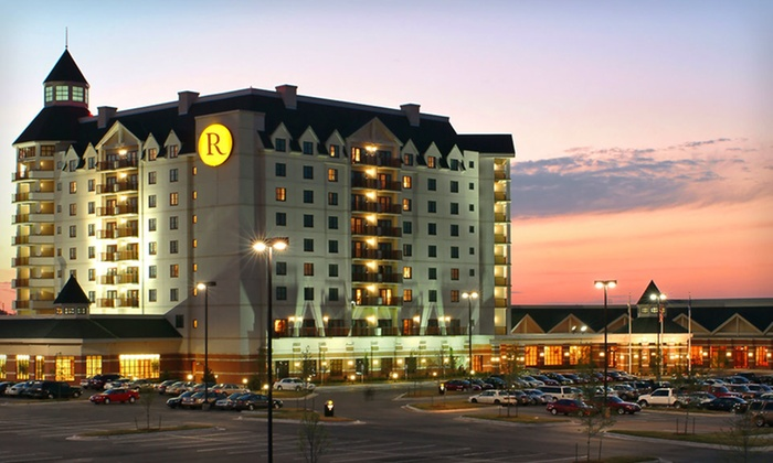 null - Tulsa: Stay with Breakfast at Renaissance Tulsa Hotel & Convention Center. Dates into September Available.