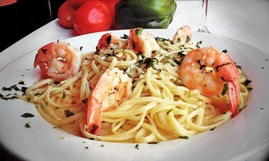 Mamma Lucia: $18 for $30 Worth of Italian Food for Dinner at Mamma Lucia