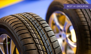 Scott's U Save: New Tires or Brake Pads and Rotors at Scott's U-Save (51% Off)