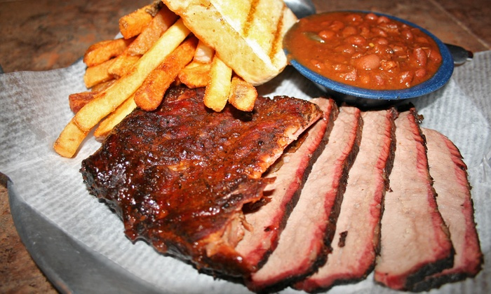 Judge Beans BBQ - Brentwood: $9 for $16 Worth of Barbecue at Judge Bean's BBQ
