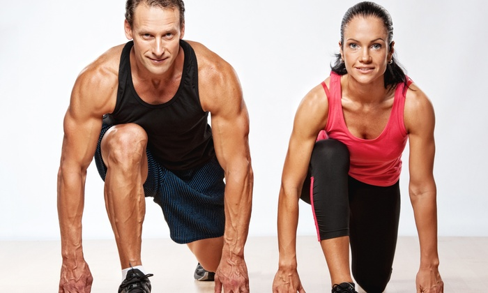 Silverback Elite Fitness Boot Camp - Multiple Locations: 5 or 10 Weeks of Boot Camp for One or Two from Silverback Elite Fitness Boot Camp (Up to 86% Off)