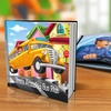 "Up to 65% Off ""My Amazing Bus Ride"" Personalized Children's Book"