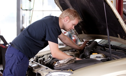 $49 for a Full Vehicle Service, WOF, Interior Grooming and Mag Wash at United Autolion Ltd., Penrose ($309 Value)