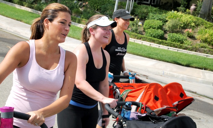 Stroller Strides - Multiple Locations: $29 for One Month of Unlimited Stroller Fitness Classes from Stroller Strides ($59 Value)