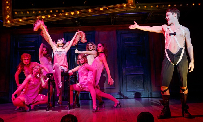 "Roundabout Theatre Company's ""Cabaret"" - France-Merrick Performing Arts Center: Roundabout Theatre Company's ""Cabaret"" Musical, April 26–28"