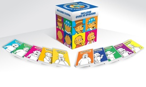 """""""Berenstain Bears"""" The Ultimate Collector's Edition 10-DVD Set"""