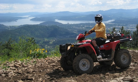 Two-Hour ATV Rentals for One or Two from Adventure Sport Rentals (Up to 51% Off)