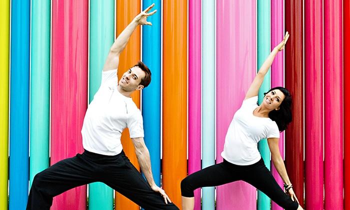 Modo Yoga Las Vegas - Paradise: $63 for 60 Days of Unlimited Hot Yoga Classes at Modo Yoga Las Vegas ($158 Value)