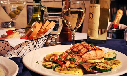 Italian Dinner for Two or Take-Out from That's Amore (Up to 40% Off)