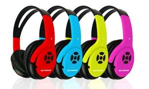 Xtreme Talk n' Walk Bluetooth Noise-Canceling Headphones with Mic at Xtreme Talk n' Walk Bluetooth Noise-Canceling Headphones with Mic, plus 9.0% Cash Back from Ebates.
