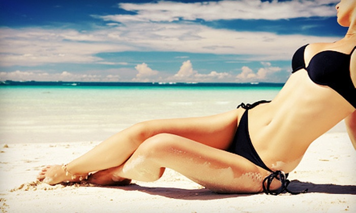 Body N Spa - Belton: One or Three Airbrush Spray Tans at Body N Spa (Up to 55% Off)