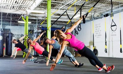 image for Three or Nine Group Personal-Training <strong>Classes</strong> at CoreStrong (Up to 63% Off)