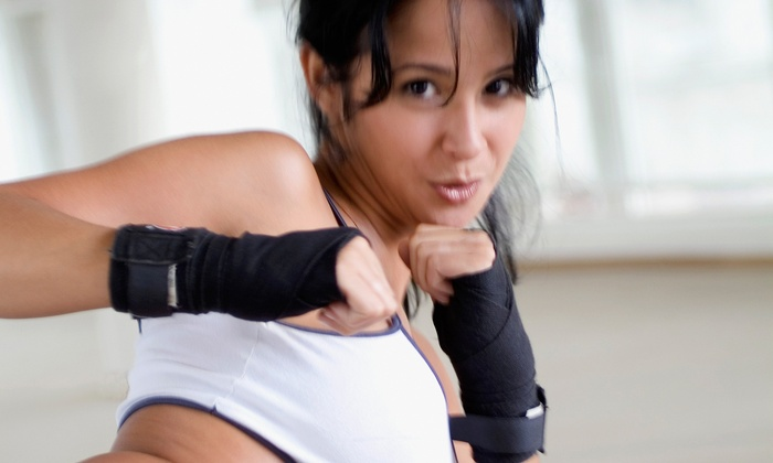The Charland Institute of Karate & Fitness - Center of Watertown: One or Two Months of Unlimited Cardio Kickboxing Classes at The Charland Institute of Karate & Fitness (62% Off)
