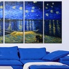 "Van Gogh Oil-Painting Reproductions (60""x28"")"