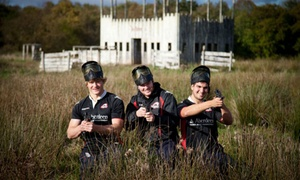 Bedlam Paintball: Paintball for Up to 30 People at Bedlam Paintball, Nationwide Locations (Up to 90% Off)